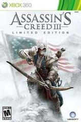 Assassin's Creed III [Limited Edition] Xbox 360 Prices