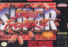 Super Street Fighter II Super Nintendo Prices