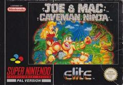Joe & Mac: Caveman Ninja PAL Super Nintendo Prices