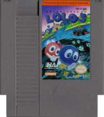 Cartridge | Adventures of Lolo 3 NES