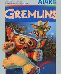 Gremlins - Front | Gremlins Atari 5200