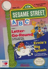 Sesame Street ABC NES Prices
