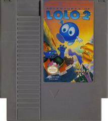 Cartridge | Adventures of Lolo 2 NES