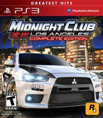Midnight Club Los Angeles [Complete Edition] Playstation 3 Prices