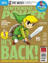 [Volume 249] Legend of Zelda: Spirit Tracks Nintendo Power Prices