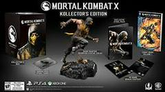Mortal Kombat X [Kollector's Edition Amazon Exclusive] Playstation 4 Prices