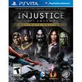 Injustice: Gods Among Us Ultimate Edition | Playstation Vita