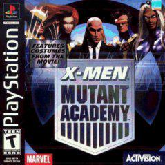X-men Mutant Academy Playstation Prices