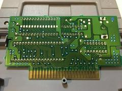 Alternate Circuit Board Back | Illusion of Gaia Super Nintendo