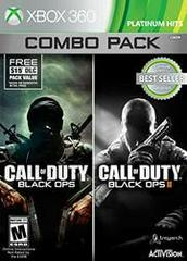 Call of Duty Black Ops I and II Combo Pack Xbox 360 Prices