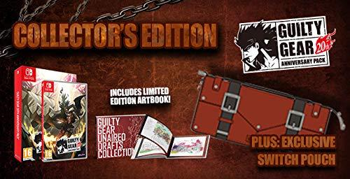 Guilty Gear 20th Anniversary [Collector's Edition] Cover Art