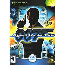 007 Agent Under Fire - Front | 007 Agent Under Fire Xbox
