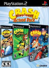 Crash Bandicoot Action Pack Playstation 2 Prices