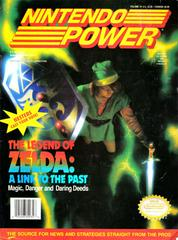 [Volume 34] Legend of Zelda: A Link to the Past Nintendo Power Prices