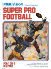 Super Pro Football Intellivision Prices