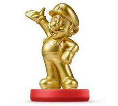 Mario - Gold Amiibo Prices