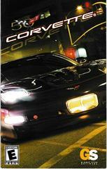 Manual - Front | Corvette Playstation 2