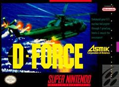 D-Force Cover Art