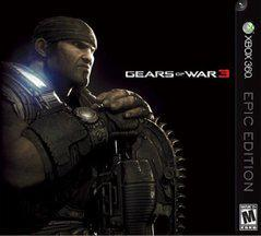 Gears of War 3 Epic Edition Xbox 360 Prices