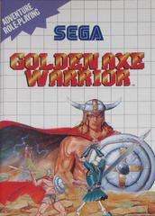 Golden Axe Warrior PAL Sega Master System Prices
