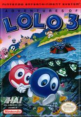 Adventures of Lolo 3 NES Prices