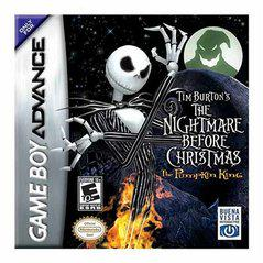 The Nightmare Before Christmas The Pumpkin King GameBoy Advance Prices