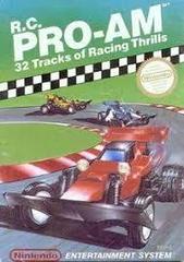 RC Pro-AM - Front | RC Pro-AM NES