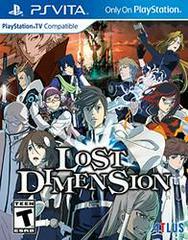 Lost Dimension Playstation Vita Prices