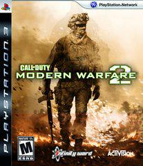 Call of Duty Modern Warfare 2 Playstation 3 Prices