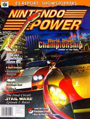 [Volume 122] World Driver Championship Nintendo Power Prices