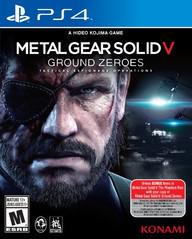 Metal Gear Solid V: Ground Zeroes Playstation 4 Prices