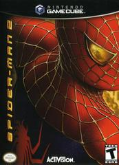 Case - Front | Spiderman 2 Gamecube