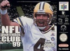 NFL Quarterback Club 99 PAL Nintendo 64 Prices