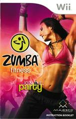 Manual - Front | Zumba Fitness Wii