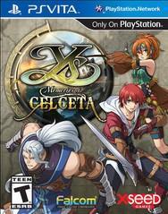 Ys: Memories of Celceta Playstation Vita Prices