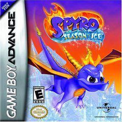 Spyro Season of Ice GameBoy Advance Prices