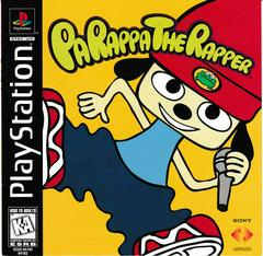 Manual - Front | PaRappa the Rapper Playstation