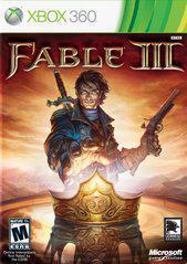 Fable III Cover Art