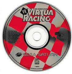 Game Disc | Virtua Racing Sega Saturn