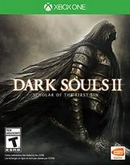 Dark Souls II: Scholar of the First Sin Xbox One Prices