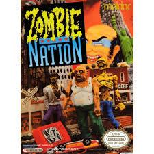 Zombie Nation - Front | Zombie Nation NES