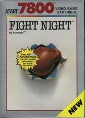Fight Night Atari 7800 Prices
