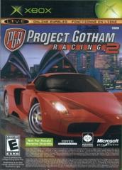 Project Gotham Racing Cover | Project Gotham Racing 2 & Xbox Live Arcade Xbox