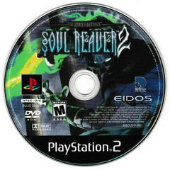 Game Disc | Legacy of Kain Soul Reaver 2 Playstation 2