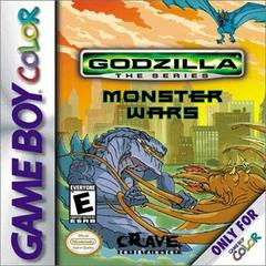 Godzilla The Series: Monster Wars PAL GameBoy Color Prices