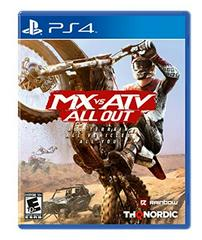 MX vs ATV All Out Playstation 4 Prices