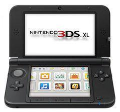 Nintendo 3DS XL Black & Blue Nintendo 3DS Prices