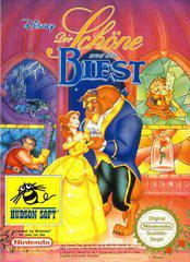 Beauty and the Beast PAL NES Prices
