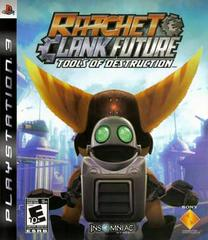 Ratchet and Clank Future: Tools of Destruction Playstation 3 Prices