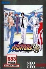 King of Fighters 98 Neo Geo Prices